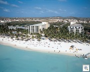 Holiday Inn Aruba AERIAL