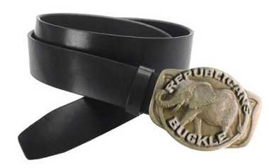Republican buckle