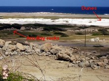 SM Dunes and Aru-bay rocks