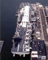 The USS Intrepid