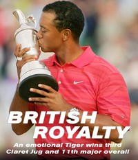 Tiger Woods Brit Open
