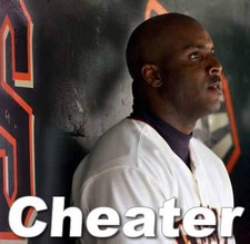 Bonds-cheater