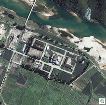 Nnorthkorea nuclear plant